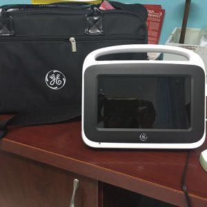 Portable Ultrasound Unit