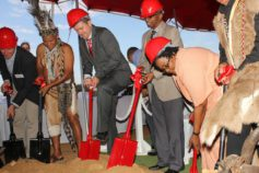 Official Sod Turning Event