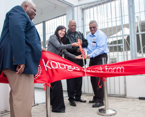 Sea Vista Library Opening | April 2019