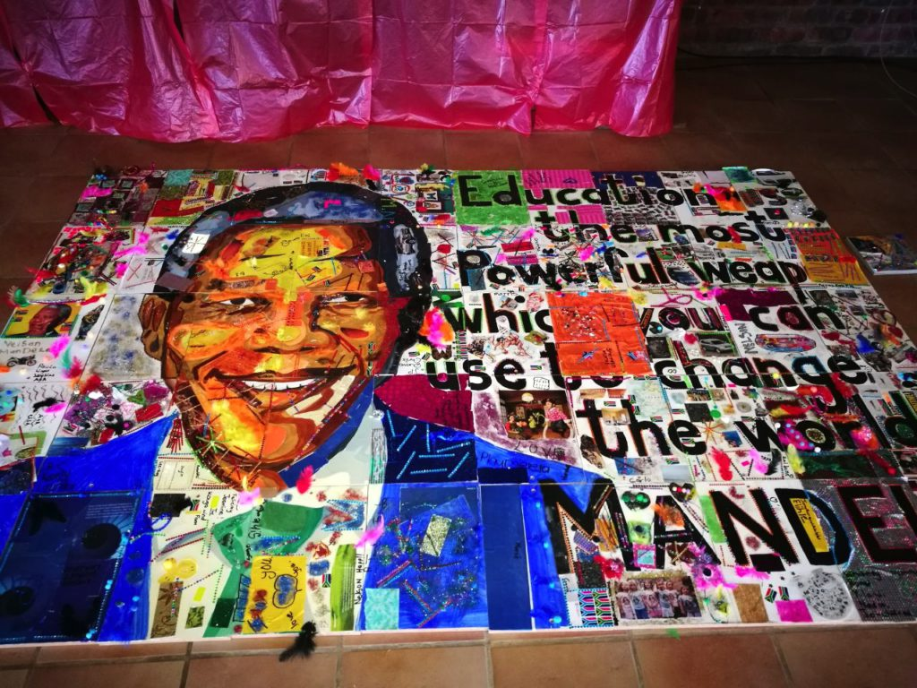 KWF - Mandela Day artwork