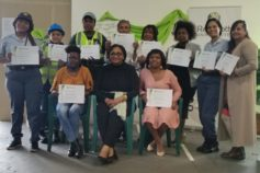 Adult learners seek the key to their own future possibilities