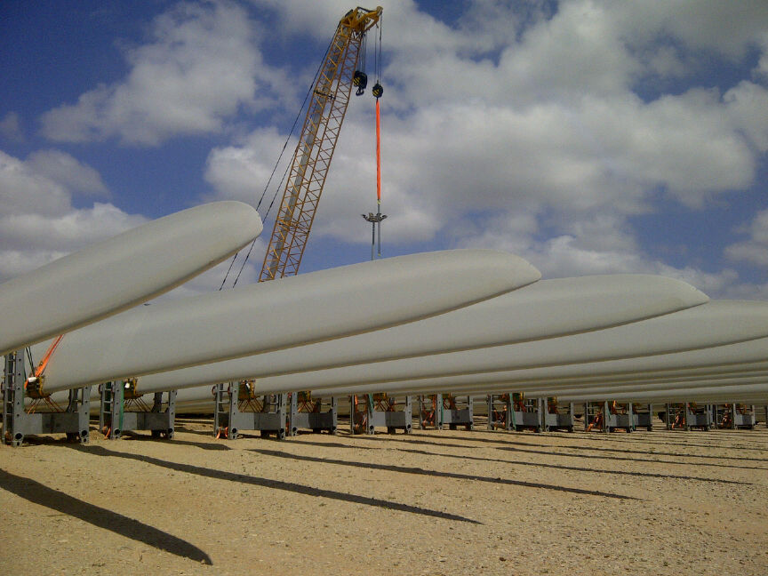 kouga-wind-farm-turbine-components