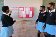 Mzamo wo Moya after-school programme yields results at Lungiso High