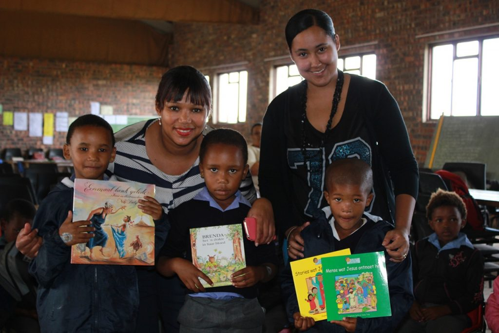 sandwater-school-book-donation