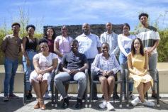 Bursary graduates start the real business of working life